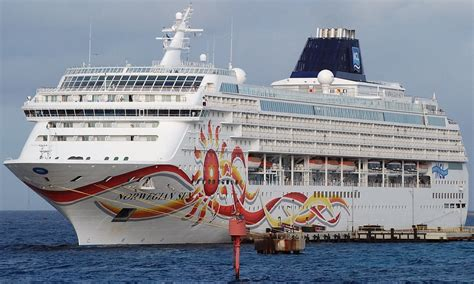 Norwegian Sun   Itinerary Schedule, Current Position ...