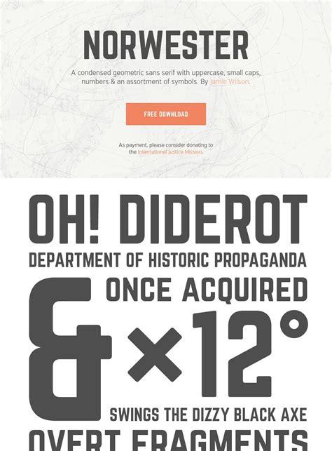 Norwester Font  With images  | Lettering fonts, Sans serif ...