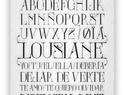Norwester Free Font   Free Fonts   Fribly