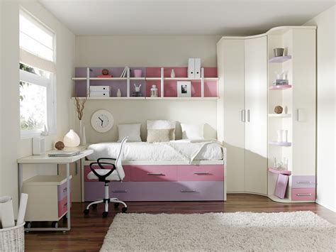 Not for boring: Dormitorios juveniles
