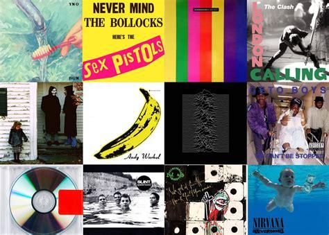 Nota metodológica de 'Las mejores portadas de discos de la ...
