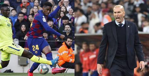 Noticia DC: Firpo jugará el Clásico con el Barça porque ...