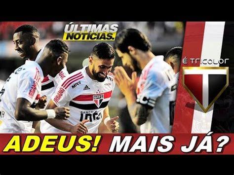 NOTICIAS ATUALIZADAS DO SÃO PAULO FC! ALAN BERNITEZ ...