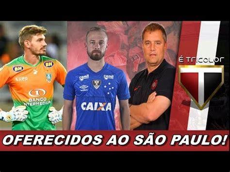 NOTICIAS ATUALIZADAS DO SÃO PAULO FC! MARCELO HERMES, JOÃO ...