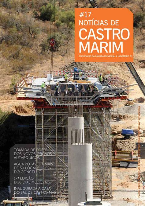 Notícias de Castro Marim #17 by Município Castro Marim   Issuu