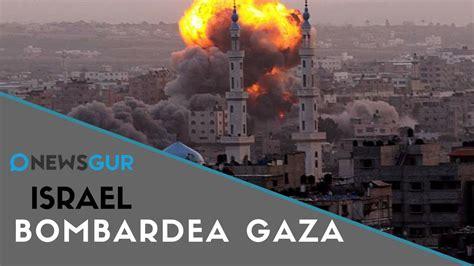 Noticias de Hoy: Israel ataca Gaza tras el lanzamiento de ...