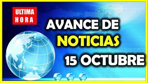 Noticias de Ultima Hora del Mundo Ultimo Minuto Hoy ...