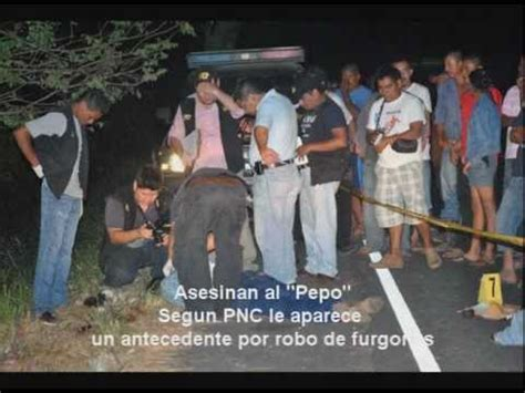 Noticias del Puerto San Jose Asesinan al Pepo   YouTube