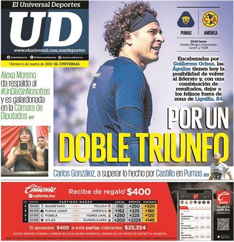 Noticias deportivas en los periódicos del mundo del 6 de ...