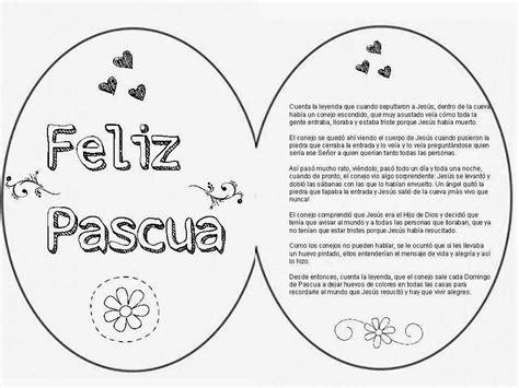 Noticias desde el aula: LEYENDA DEL CONEJO DE PASCUA