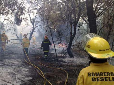 Noticias   Se incendió el Camping de la Caja de Ingenieros ...