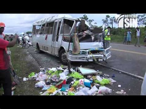 Noticias Ultima Hora Terrible Accidente En santo domingo ...