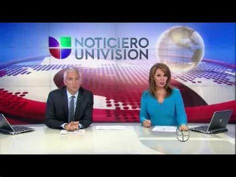 Noticias Univision, más modernas y dinámicas   YouTube