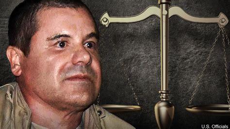 Notorious drug lord Joaquin  El Chapo  Guzman convicted