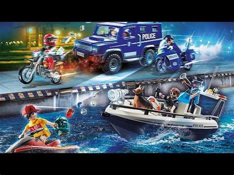 Nouveauté Playmobil 2020 2021 Police   fourgon   nouveau ...