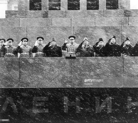 Nov 10 Soviet Premier Leonid Brezhnev Dies | Getty Images