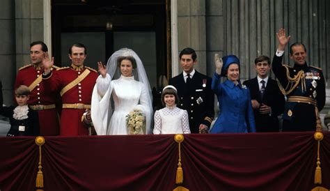 Nov. 14, 1973: Princess Anne and Captain Mark Phillips ...