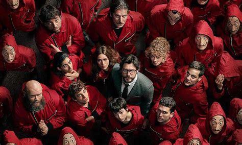 Nova temporada de La Casa de Papel terá oito episódios