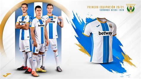 Novas camisas do CD Leganés 2020 2021 JOMA » Mantos do Futebol