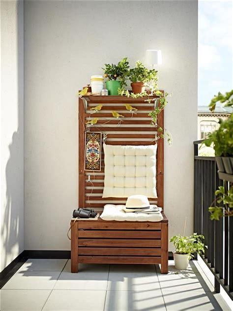 Novedades de IKEA: especial terrazas pequeñas  con ...