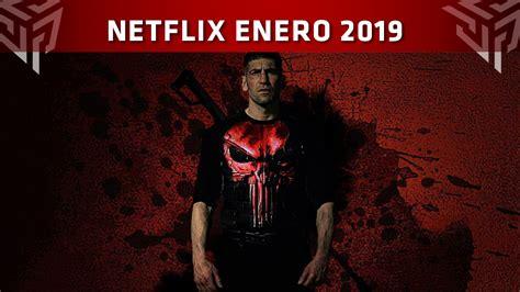 Novedades de Netflix España en enero de 2019