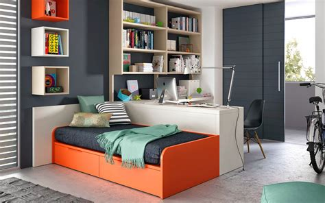 Novedades en dormitorios juveniles