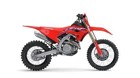 Novedades: Honda CRF450R y Honda CRF450RX 2022   Moto1Pro