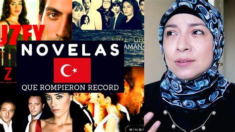 NOVELAS TURCAS Que Rompieron RECORD De Audiencia En ...
