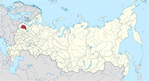 Novgorod Oblast   Wikipedia