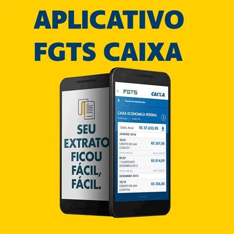 Novo Aplicativo FGTS da Caixa Economica Federal