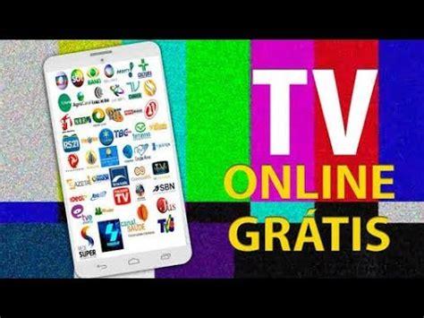 Novo! Aplicativo Para Assistir TV Online Grátis  Com Todos ...