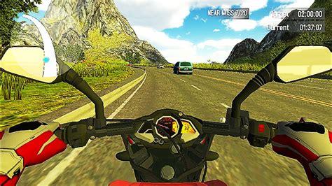 Novo Jogo de Moto para Celular   World Of Riders   YouTube