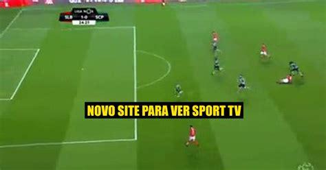 Novo website para ver a Sport TV online grátis está a ter ...