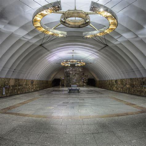 Novocherkasskaya  Saint Petersburg Metro    Wikipedia