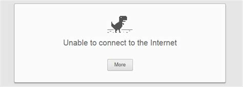 Now you can play the Google Jumping Dinosaur game when you ...