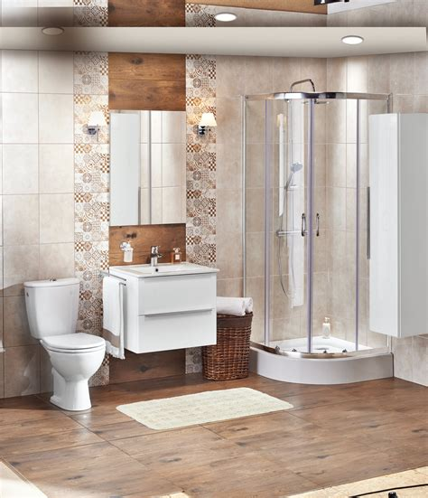 Nowa łazienka w 4 krokach!   Leroy Merlin.