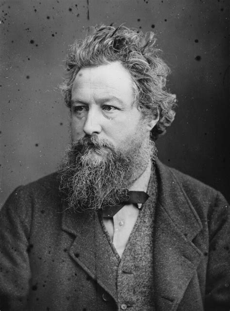 NPG x19608; William Morris   Large Image   National ...
