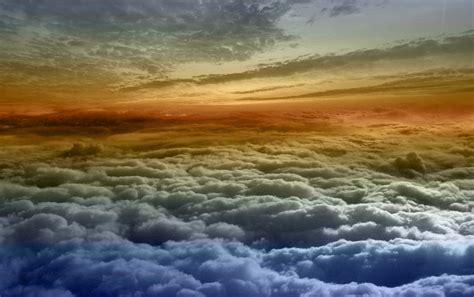Nubes de colores fondos de pantalla | Nubes de colores ...