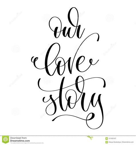 Nuestra Historia De Amor   Letras Blancos Y Negros ...