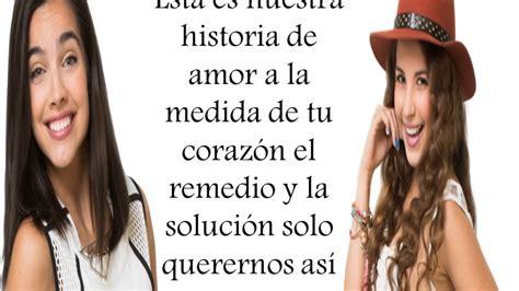 Nuestra historia de amor Yo soy franky letra   YouTube
