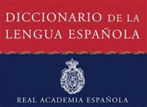 Nuestra nave TIC: Diccionario de la Real Academia Española