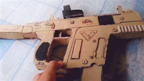 Nueva arma cual será???????  serie de armas de cartón ...