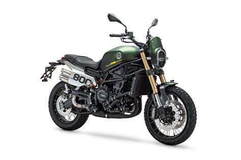 Nueva Benelli Leoncino 800 Trail 2021   MOTOSAN