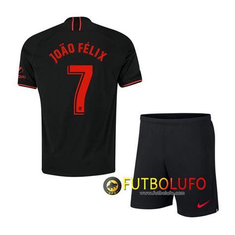 Nueva Camiseta de Atletico Madrid  JOAO FELIX 7  Ninos 2 ...