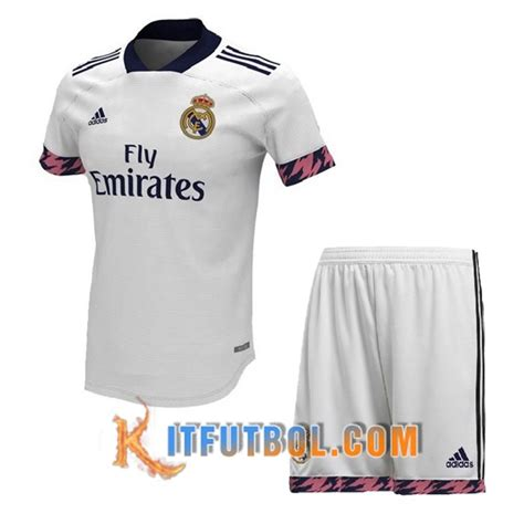 Nueva Camisetas Personalizadas Futbol Real Madrid Ninos ...