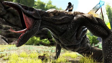 NUEVA CRIATURA *CRAWLER* EN ARK: SURVIVAL EVOLVED | Ark ...