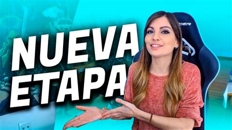 NUEVA ETAPA EN EL CANAL | Cristinini   YouTube