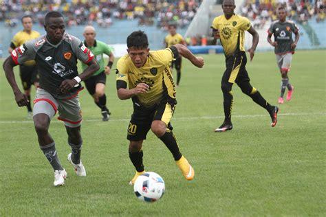 Nueva fecha del torneo de fútbol ecuatoriano inicia hoy a ...