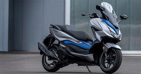 Nueva Honda Forza 125 2021: Euro5, cambios estéticos y ...