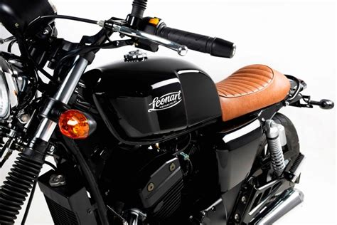 Nueva Leonart Vessel 125   Motos Custom 125
